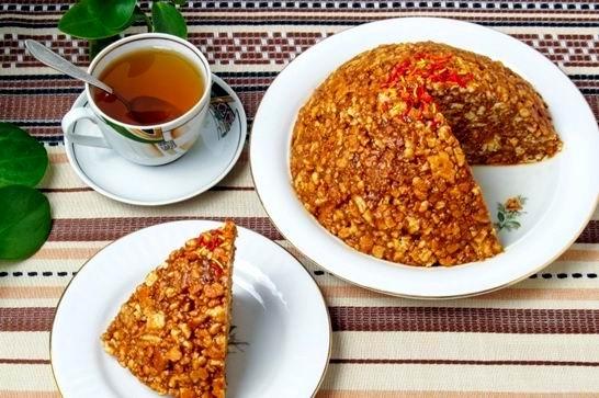 """Торт """"Муравейник"""" классический (рецепт-3)"""